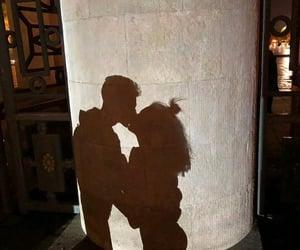 couple, couples, and kiss image
