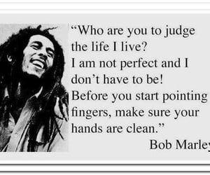 bob marley, quotes, and life image