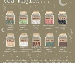 chai tea, chamomile tea, and ginger tea image
