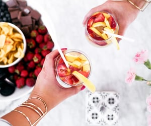 cocktail, Cocktails, and colorful image