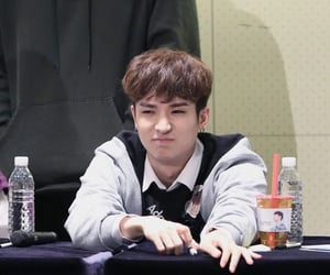 idol, fan meeting, and kpop image
