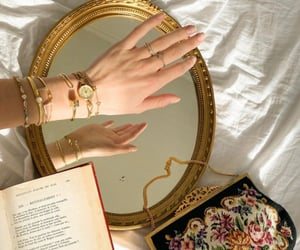 accessories, book, and fashion image