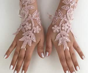 etsy, bridal gloves, and bridal accessories image