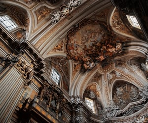 architecture, art, and dark academia image