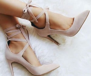 ankle, ankles, and heels image