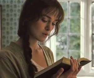 elizabeth bennet, keira knightley, and movie image