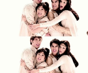 Abba, band, and darren criss image