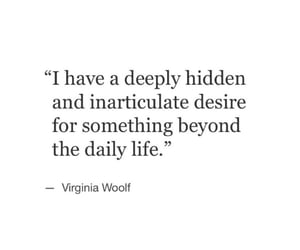 black and white, virginia woolf, and white image