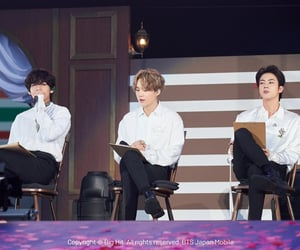 bts, jin, and yoongi image