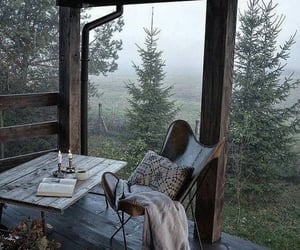 book, nature, and autumn image