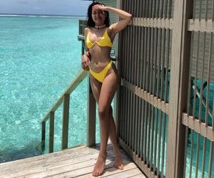 abs, bikini, and bikini body image