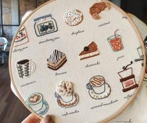 breakfast, brownie, and cheesecake image