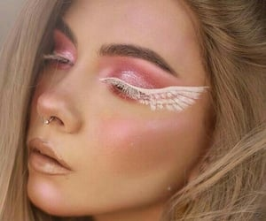 makeup and angel image