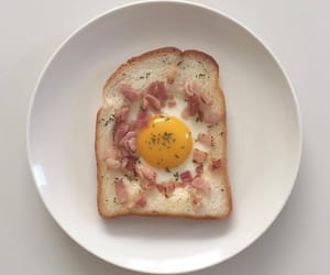 delicious, egg, and big love image