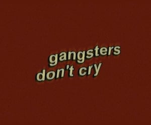 wallpaper, gangster, and quotes image