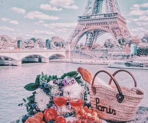 adventure, city, and eiffel tower image