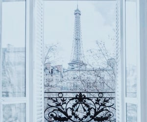 amour, france, and paris image