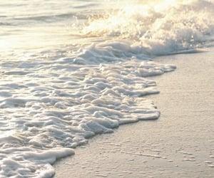 aesthetics, beach, and nature image