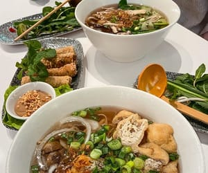 asian, food, and pho image