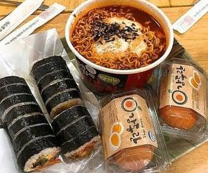 food, aesthetic, and korean food image