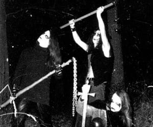band, bands, and Black Metal image