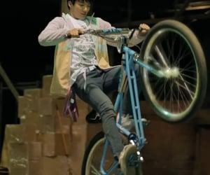 bike, edgy, and nct image
