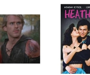 article, Heathers, and recommendations image