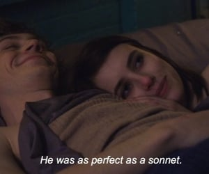 couple, emma roberts, and love quote image