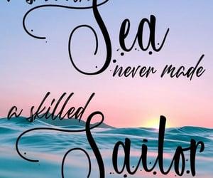 islam, sea, and skilled image