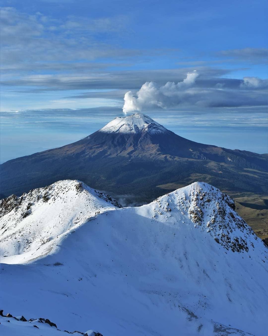beau, mexican, and volcanos image