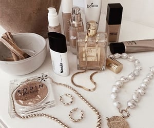 brand, earrings, and necklace image