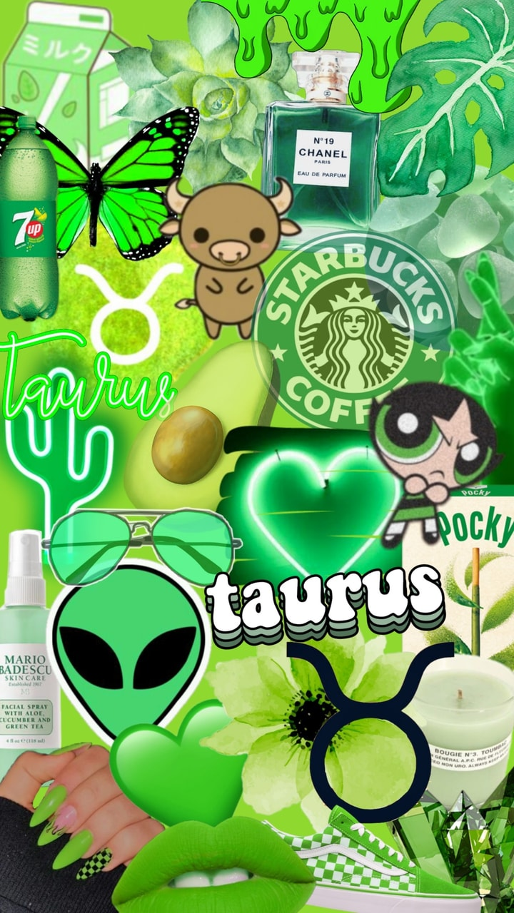 Taurus Iphone Wallpaper Background Discovered By Audrey