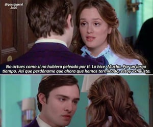 chuck bass, blair waldorff, and ed weswick image