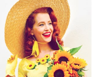 1950s, beauty, and aesthetic image