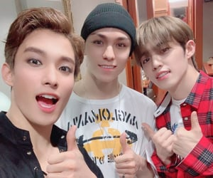 DK, chwe hansol, and s. coups image