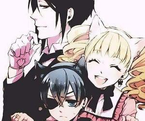 anime, black butler, and Elizabeth image