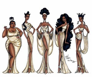 art, woman, and hayden williams image