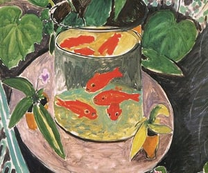 art, matisse, and painting image