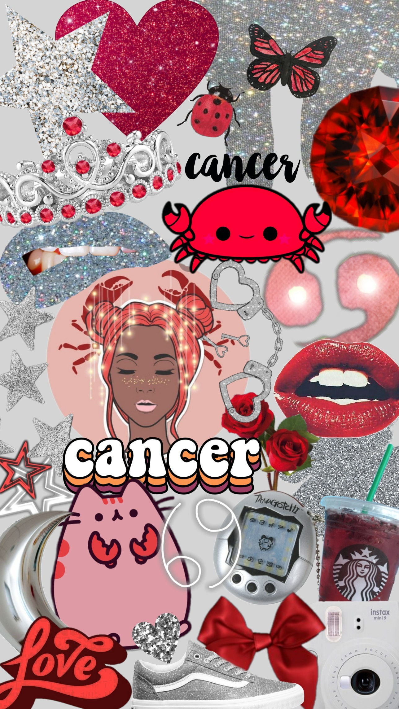 Cancer Iphone Wallpaper Background Shared By Audrey