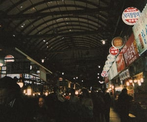 city, dark, and film image