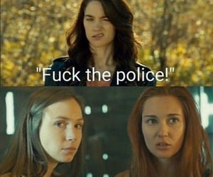 wynonna earp and wayhaught image