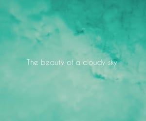 april, cloudy, and dreaming image