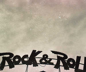 rock, rock & roll, and rock and roll image