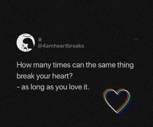 heart, heartbreak, and indie image