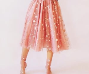 fashion, skirt, and tulle image