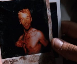 guy pearce, psychological, and memento image