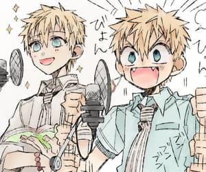 anime brothers, minamoto kou, and anime siblins image