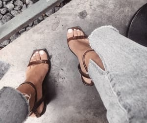 accessories, chic, and jeans image