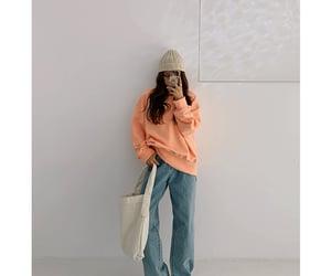 fashion, kfashio, and korean style image