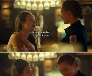 wayhaught, waverly earp, and nicol haught image